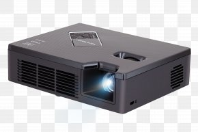 Projector - Multimedia Projectors Television Set ViewSonic Wide XGA Display Resolution PNG