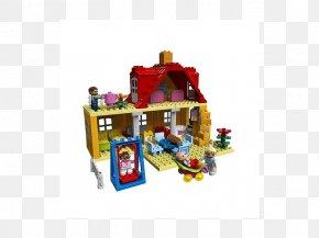 Family House ToyToy - Amazon.com LEGO Duplo PNG
