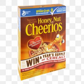 Junk Food - Breakfast Cereal Honey Nut Cheerios Junk Food PNG