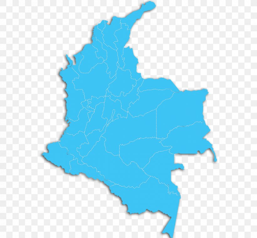 Bogotá Map Flag Of Colombia, PNG, 863x800px, Bogota, Blank ...