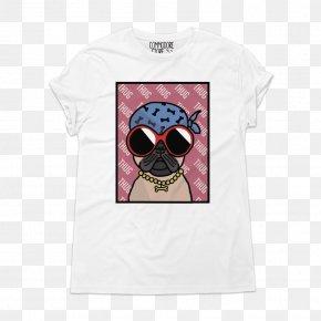 T-shirt - T-shirt Sleeve Eyewear Font Product PNG