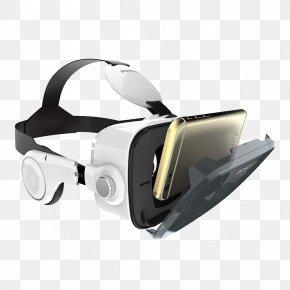 VR Virtual Reality Technology - Virtual Reality Headset BMW Z4 Google Glass Immersion PNG