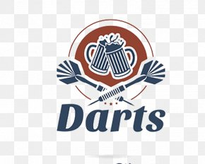 Red And Blue And White Darts - Darts Greater Hartford Red Sport Blue PNG