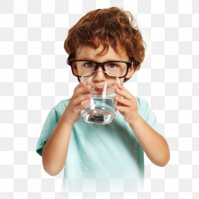 Water Glass - Drinking Water Glass PNG