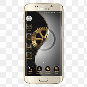 Smartphone - Feature Phone Smartphone Samsung Galaxy S6 Samsung Galaxy Note 5 دعوة وهمية PNG