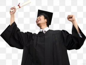 Graduates - Graduation Ceremony Academic Dress Academic Degree Doctorate University PNG