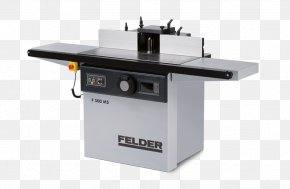 Table - Milling Machine Wood Shaper Table Tool PNG