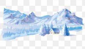 Snow - Winter Snow Euclidean Vector PNG