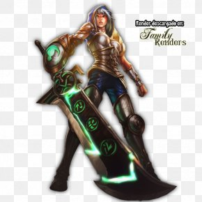 League Of Legends - League Of Legends World Championship Riven Defense Of The Ancients Video Game PNG