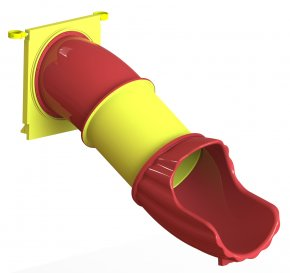Tunnel - Playground Slide Swing Jungle Gym Clip Art PNG