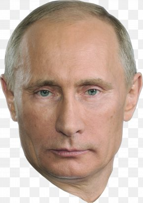 Faces - Vladimir Putin Russia Mask Costume Party PNG