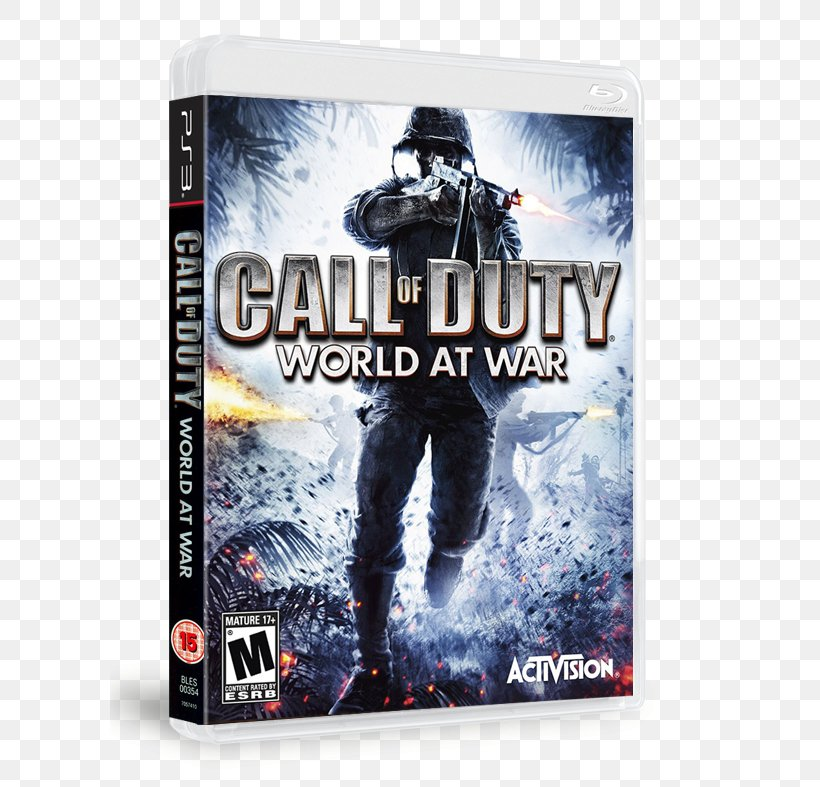 Call Of Duty: World At War Call Of Duty: Black Ops II Call Of Duty 4: Modern Warfare Xbox 360 Call Of Duty 3, PNG, 600x787px, Call Of Duty World At War, Activision, Call Of Duty, Call Of Duty 3, Call Of Duty 4 Modern Warfare Download Free