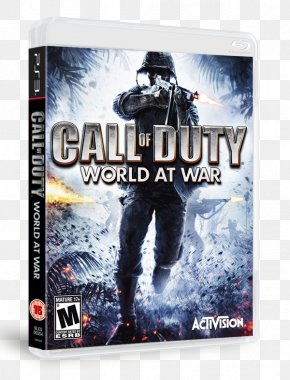 Call Of Duty World At War - Call Of Duty: World At War Call Of Duty: Black Ops II Call Of Duty 4: Modern Warfare Xbox 360 Call Of Duty 3 PNG