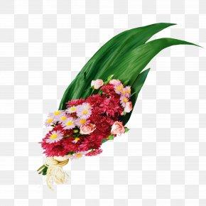 Chrysanthemum Flowers Beam To Pull Material Free - Floral Design Flower Bouquet Cut Flowers Chrysanthemum Nosegay PNG