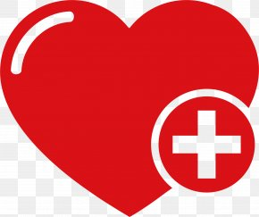 Red Heart - Icon Design Stroke Icon PNG
