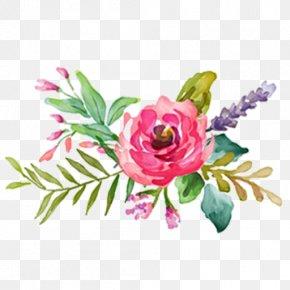 Floral Design - Logo Flower Bouquet Floral Design PNG