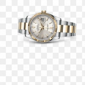 Combination - Rolex Datejust Automatic Watch Jewellery PNG