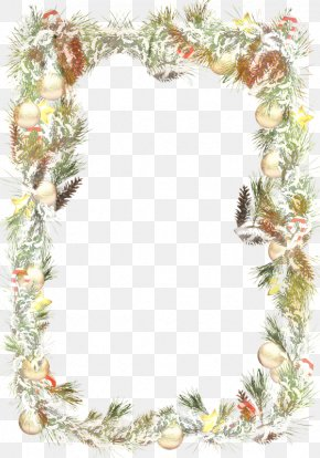 Interior Design Picture Frame - Christmas Picture Frame PNG
