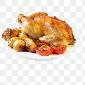 HD Delicious Fried Chicken Poster - Roast Chicken Barbecue Chicken Chicken Meat Roasting PNG