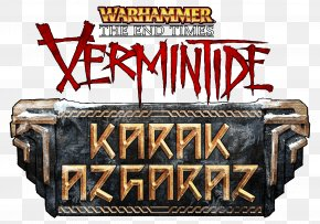 Vermintide Warhammer: Vermintide 2 PlayStation 4 Warhammer Fantasy Battle Downloadable ContentEND - Warhammer: End Times PNG