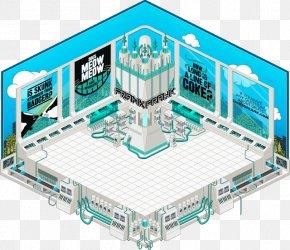 Habbo Room Bg - Habbo Room Image Game PNG