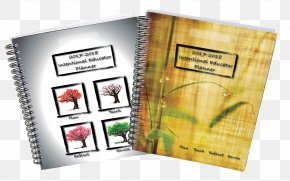 My Writing Notebook Cover - Student Teacher School Writing Lesson PNG