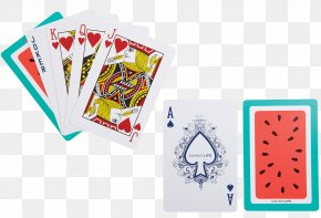 Playing Card - Card Game Playing Card Gambling Standard 52-card Deck PNG