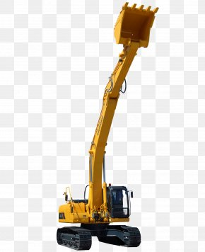 Excavator - Caterpillar Inc. Heavy Machinery Architectural Engineering Excavator Agricultural Machinery PNG