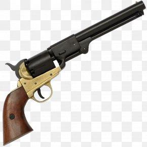 Handgun - Colt 1851 Navy Revolver Colt M1861 Navy Handgun A. Uberti, Srl. PNG