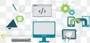 Web Design - Web Development Responsive Web Design Web Application Development PNG