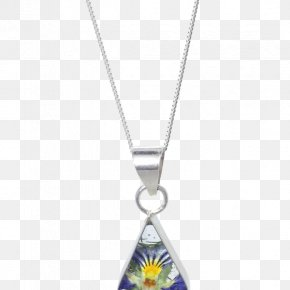 Necklace - Locket Necklace Jewellery Sterling Silver PNG