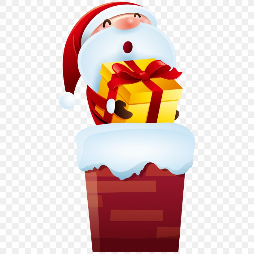 Santa Claus Christmas Day Vector Graphics Illustration Image, PNG, 1500x1500px, Santa Claus, Christmas, Christmas Day, Christmas Decoration, Christmas Ornament Download Free