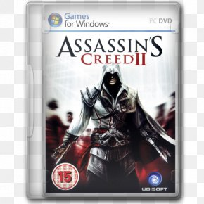 Ezio Auditore - Assassin's Creed II Assassin's Creed: Brotherhood Xbox 360 Assassin's Creed: Revelations Ezio Auditore PNG
