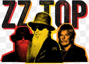 Cover - Billy Gibbons ZZ Top Tres Hombres Guitarist PNG