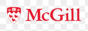 Mcmaster University Logo - McGill University Logo Department Of Brand PNG