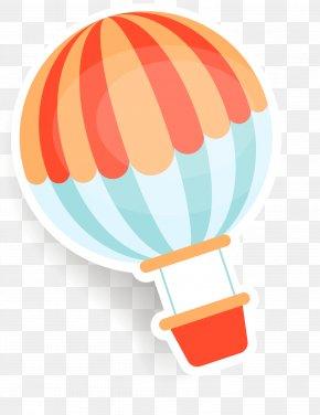Aerostat Balloon - Hot Air Balloon PNG