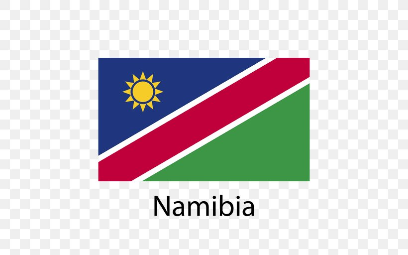 Flag Of Namibia Flags Of The World National Flag, PNG, 512x512px, Flag Of Namibia, Area, Banner, Brand, Flag Download Free