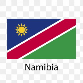 Flag - Flag Of Namibia Flags Of The World National Flag PNG