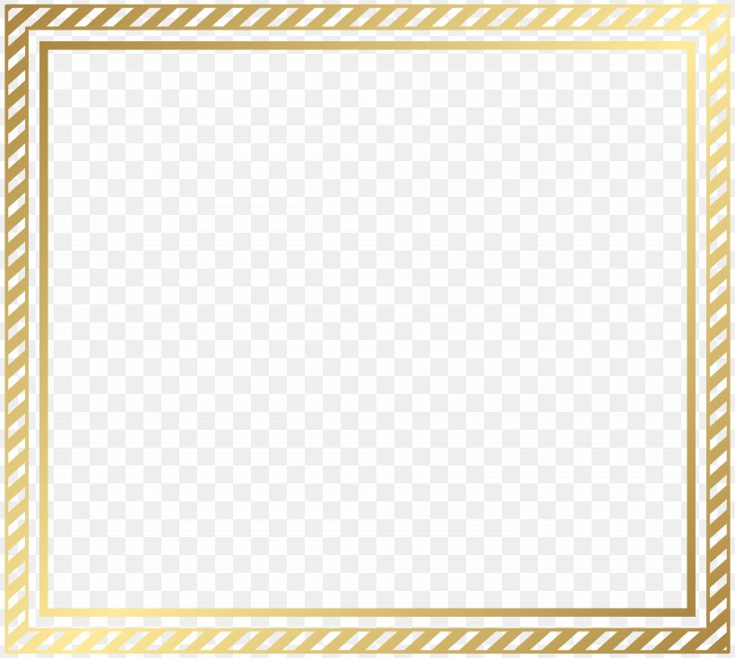 Picture Frame Clip Art, PNG, 8000x7178px, Book, Area, Birthday, Copyright, Gold Download Free