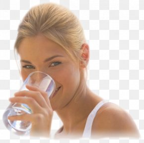 Woman Face - Water Filter Pollutant Chlorine Filtration PNG