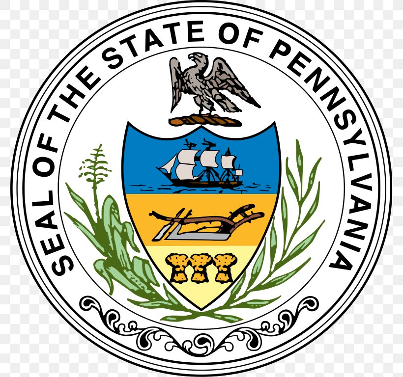 Seal Of Pennsylvania Coloring Book Flag And Coat Of Arms Of Pennsylvania Great Seal Of The United States, PNG, 777x768px, Pennsylvania, Area, Artwork, Brand, Coloring Book Download Free