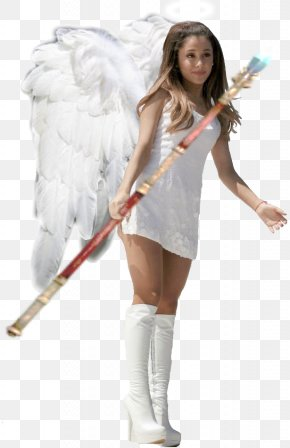 Angel PNG - Ariana Grande Victoria's Secret Fashion Show 2014 Angel Ariana Afghanistan DeviantArt PNG