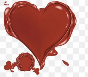 Heart - Valentines Day Wish Greeting Saying Happiness PNG