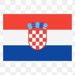Flag - Flag Of Croatia National Flag Flag Of Europe PNG