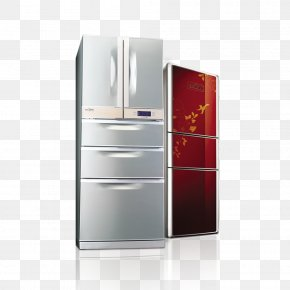 Refrigerator - Refrigerator Home Appliance Manufacturing PNG