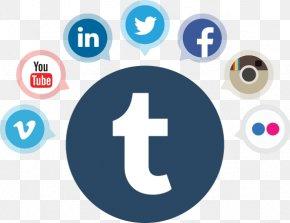 Social Media - Social Media YouTube Logo Social Networking Service Facebook PNG