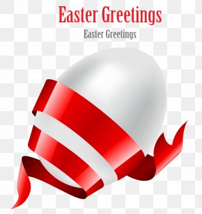 Easter Eggs - Easter Egg Greeting Card PNG