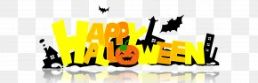 Halloween - Halloween Jack-o'-lantern Cartoon Illustration PNG