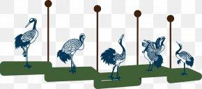Shapes Crane - Crane PNG