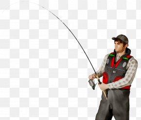 Fishing Rods Fisherman Clip Art PNG